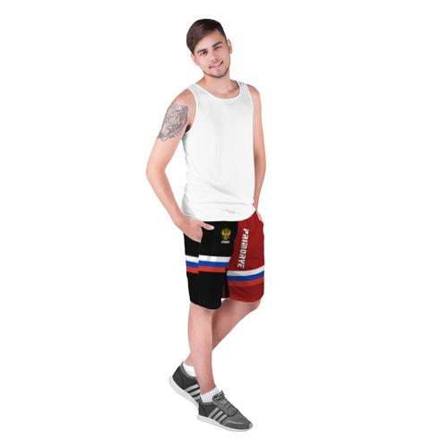 Мужские шорты 3D  Фото 03, PRIMORYE (Приморье)