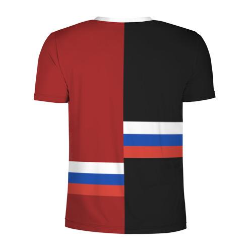Мужская футболка 3D спортивная  Фото 02, PRIMORYE (Приморье)