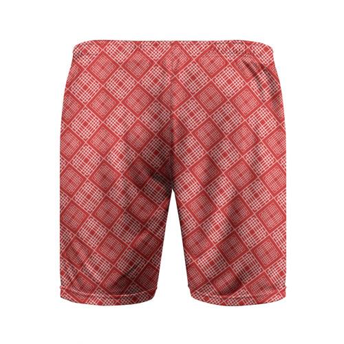 Мужские шорты 3D спортивные  Фото 02, Geometric AbsTex