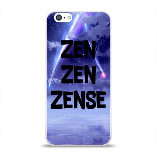 Чехол для Apple iPhone 6 силиконовый глянцевый  Фото 01, Zen