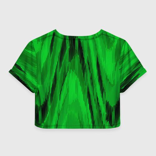 Женская футболка 3D укороченная  Фото 02, Kia SPORT