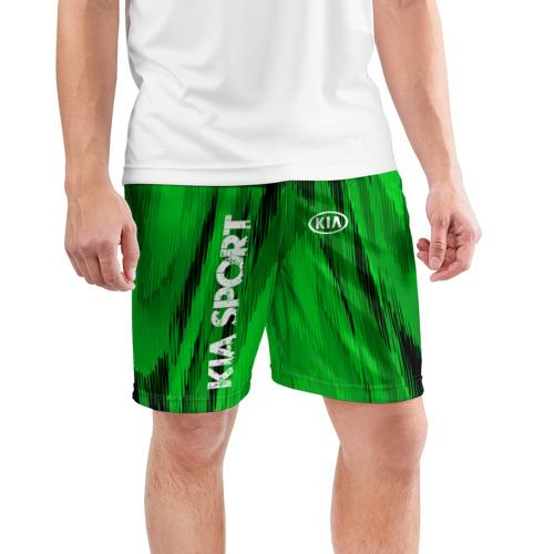 Мужские шорты 3D спортивные  Фото 03, Kia SPORT