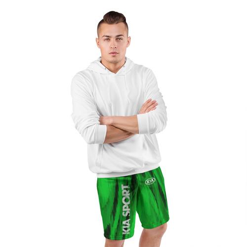 Мужские шорты 3D спортивные  Фото 05, Kia SPORT