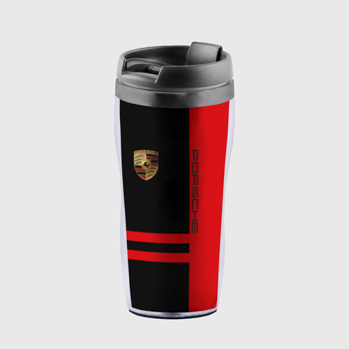 Термокружка-непроливайка Porsche Фото 01