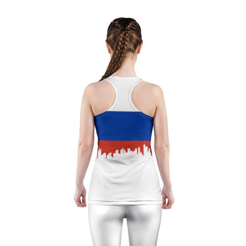 Женская майка 3D спортивная  Фото 04, ALTAI Russia
