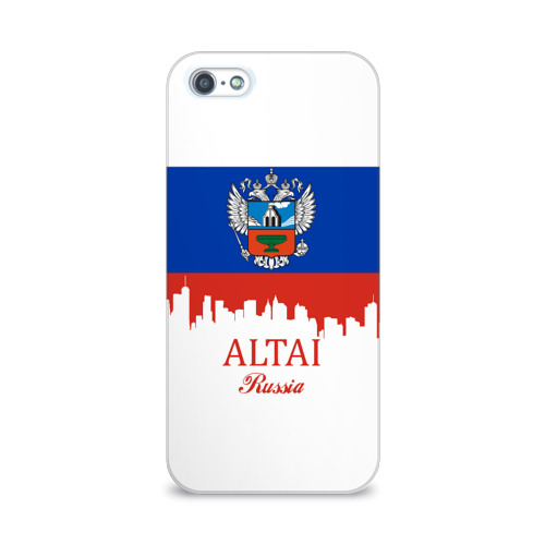 Чехол для Apple iPhone 5/5S 3D  Фото 01, ALTAI Russia