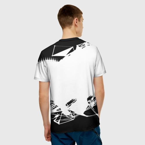 Мужская футболка 3D  Фото 02, Rainbow Six Siege