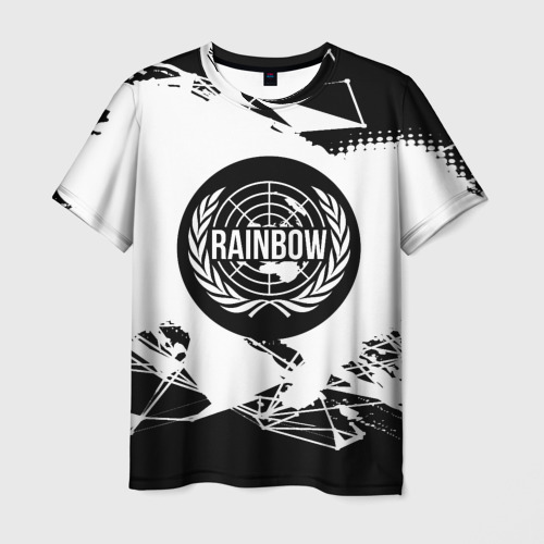 Мужская футболка 3D  Фото 03, Rainbow Six Siege