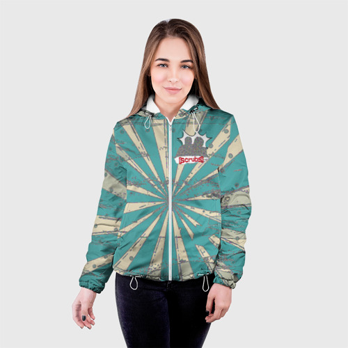Женская куртка 3D  Фото 03, Сериал клиника