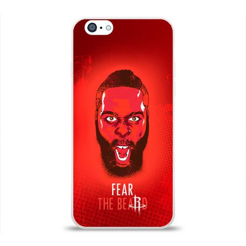 Чехол для Apple iPhone 6 силиконовый глянцевый  Фото 01, Rockets Beard