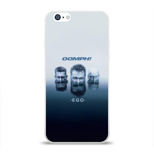 Чехол для Apple iPhone 6 силиконовый глянцевый  Фото 01, OOMPH!