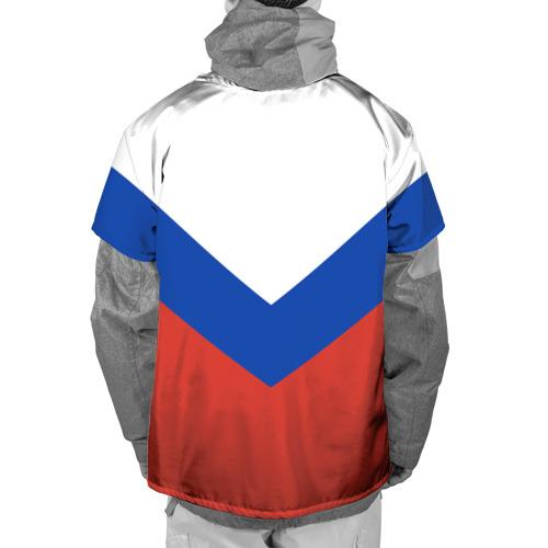 Накидка на куртку 3D Combat sambo RU
