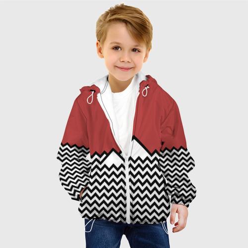 Детская куртка 3D  Фото 03, Твин Пикс