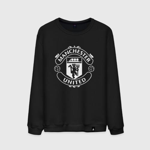 Мужской свитшот хлопок Manchester United