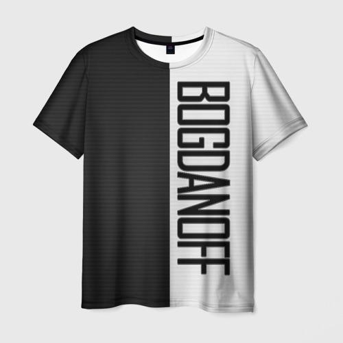 Мужская футболка 3D  Фото 03, BOGDANOFF