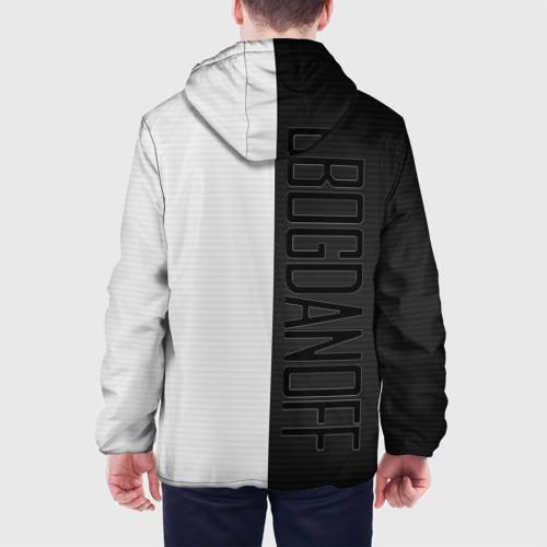 Мужская куртка 3D  Фото 05, BOGDANOFF