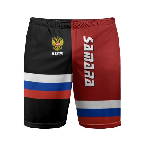 Мужские шорты 3D спортивные SAMARA (Самара)