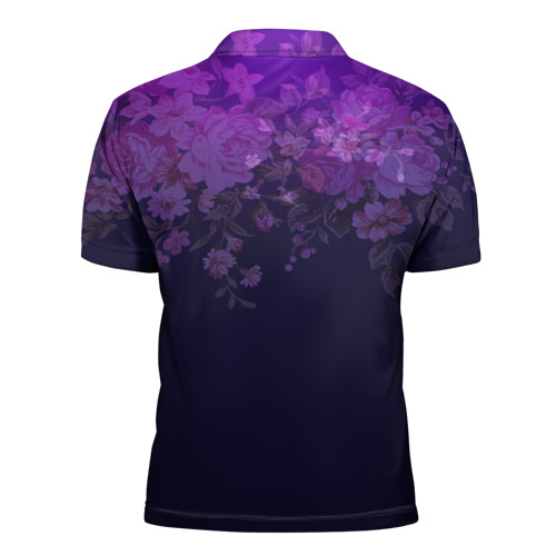 Мужская рубашка поло 3D  Фото 02, Люблю охрану труда