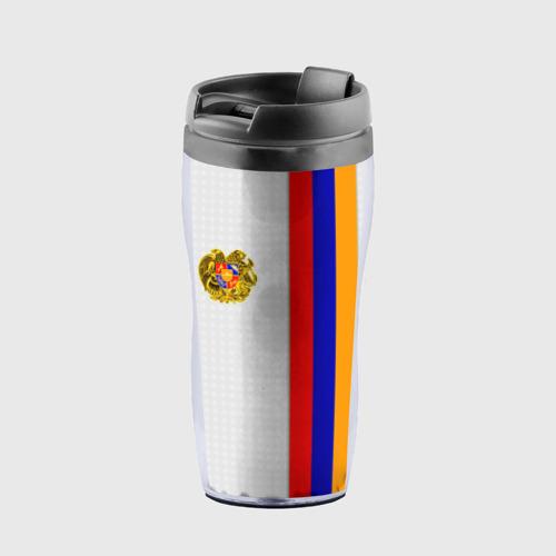 Термокружка-непроливайка I Love Armenia