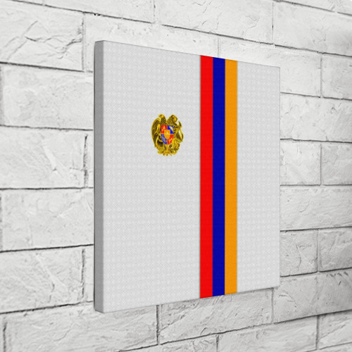 Холст квадратный  Фото 03, I Love Armenia