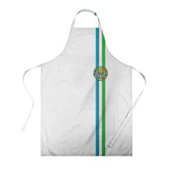 Узбекистан, лента с гербом