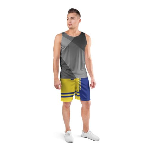 Мужские шорты 3D спортивные  Фото 04, Subaru