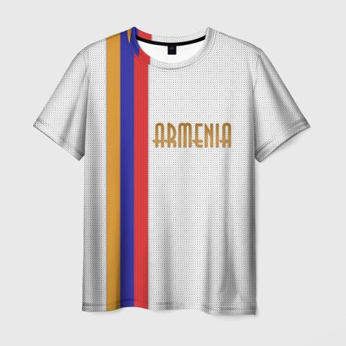 Мужская футболка 3D  Фото 01, Armenia 2