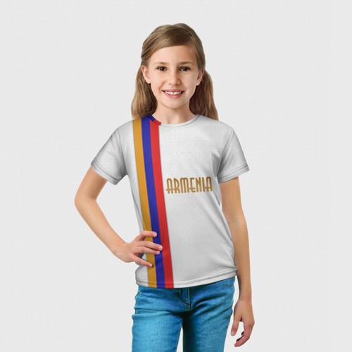 Детская футболка 3D  Фото 03, Armenia 2