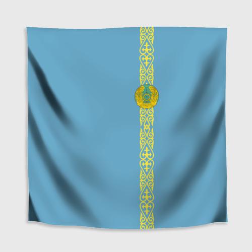 Скатерть 3D  Фото 02, Казахстан, лента с гербом
