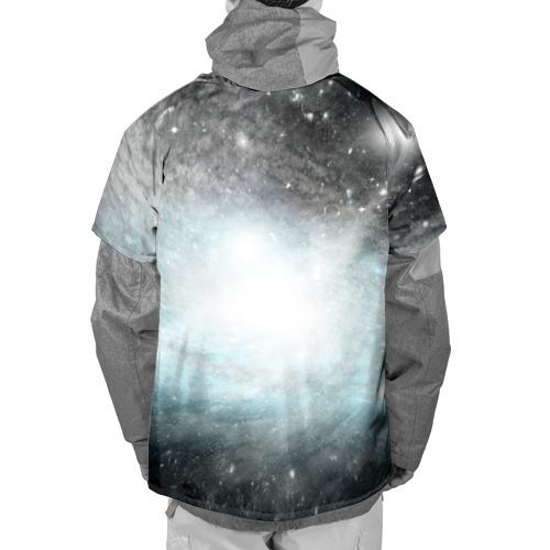 Накидка на куртку 3D  Фото 02, Туманность