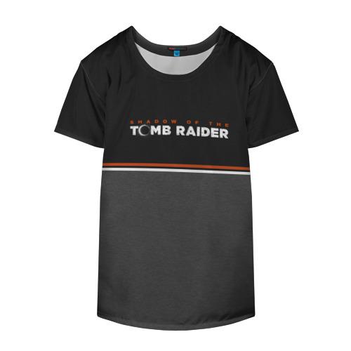 Накидка на куртку 3D  Фото 04, Shadow of the Tomb Raider