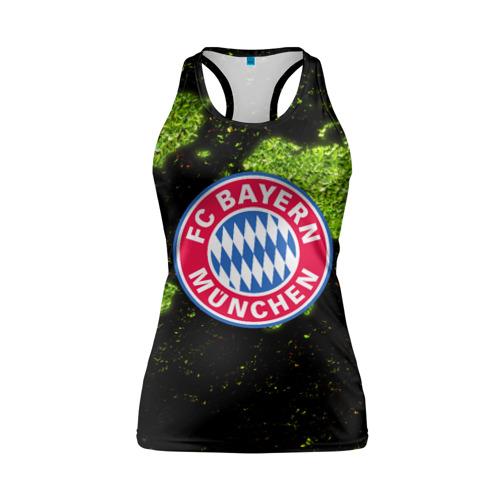 Женская майка 3D спортивная  Фото 01, Bayern Munchen WORLD
