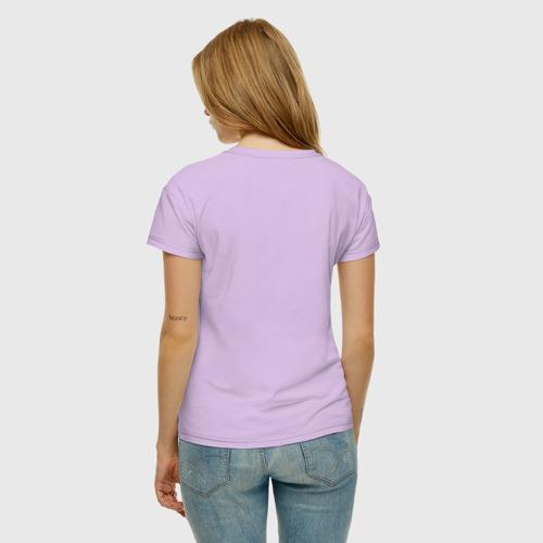 Женская футболка хлопок Renault Фото 01