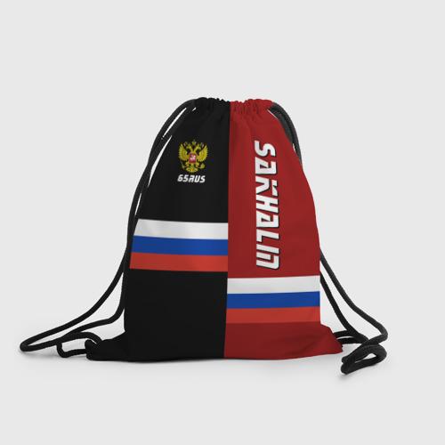 Рюкзак-мешок 3D  Фото 01, SAKHALIN (Сахалин)