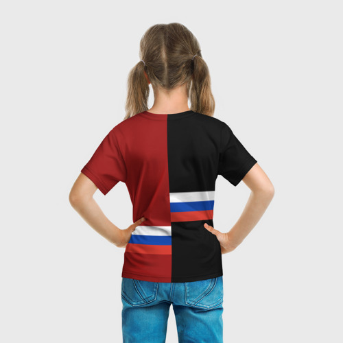 Детская футболка 3D  Фото 04, SAKHALIN (Сахалин)