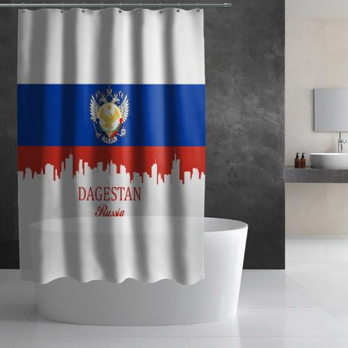 Штора 3D для ванной  Фото 02, DAGESTAN (Волгоград)