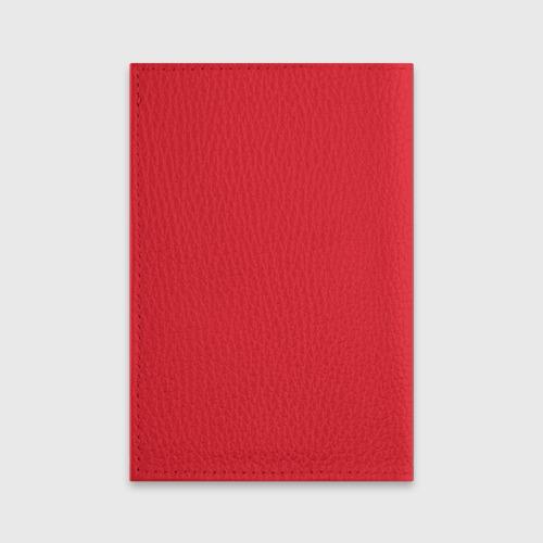 Обложка для паспорта матовая кожа  Фото 02, Спасибо деду за победу