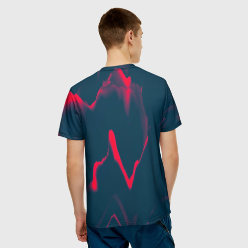 Мужская футболка 3D  Фото 02, linkin park music