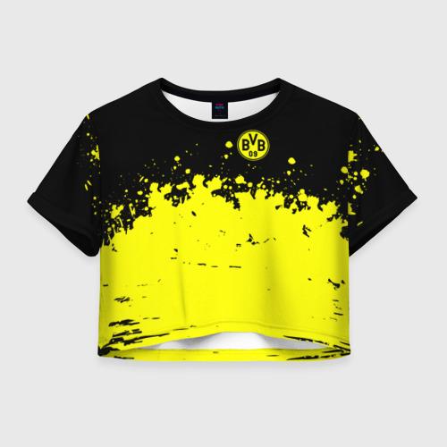 Женская футболка Cropp-top BORUSSIA SPORT