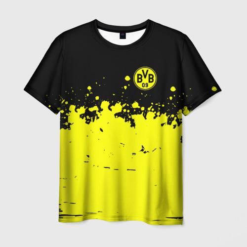 Мужская футболка 3D BORUSSIA SPORT