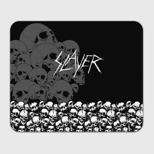 Коврик для мышки прямоугольный  Фото 01, Slayer Black