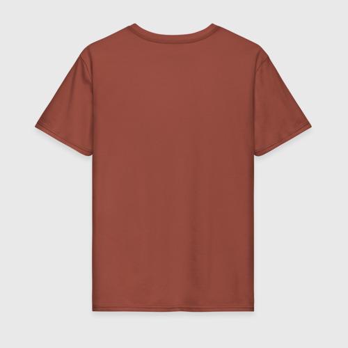 Мужская футболка хлопок Golang Фото 01