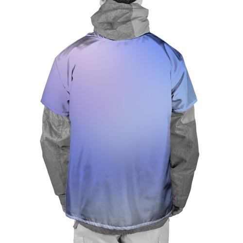 Накидка на куртку 3D  Фото 02, Качели