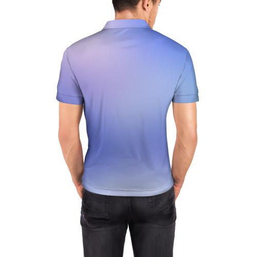 Мужская рубашка поло 3D  Фото 04, Качели