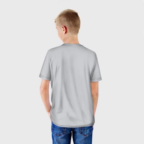 Детская футболка 3D  Фото 02, 5FDP 2