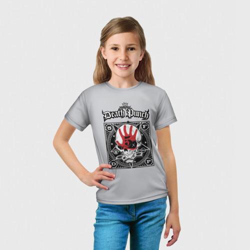 Детская футболка 3D  Фото 03, 5FDP 2