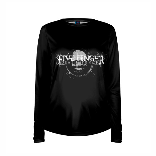Женский лонгслив 3D для беременных  Фото 03, Five Finger Death Punch 3