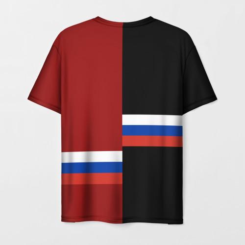 Мужская футболка 3D EKATERINBURG (Екатеринбург) Фото 01