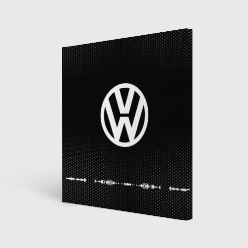Volkswagen sport auto abstract
