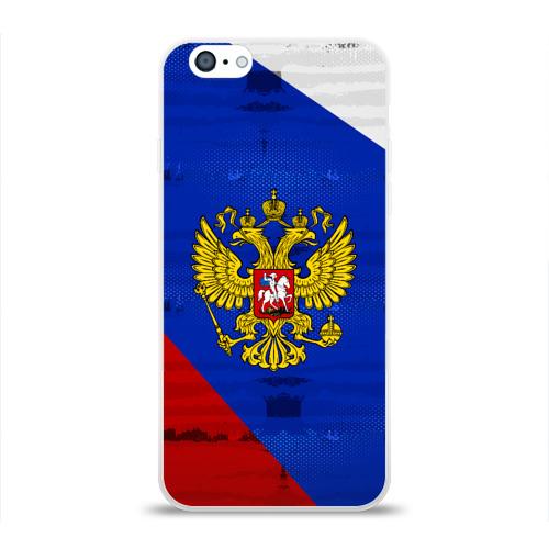 Чехол для Apple iPhone 6 силиконовый глянцевый  Фото 01, РОССИЯ